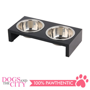 Pawise 11126 Deluxe Double Pet Dinner 2x350ml - All Goodies for Your Pet
