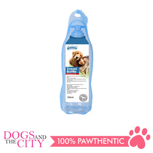 Pawise 11201 Portable Dog Water Bottle 500ml - All Goodies for Your Pet