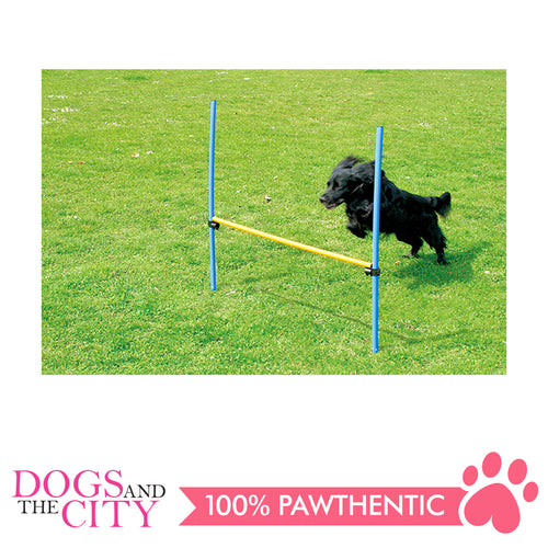 Pawise 11432 Pet Dogs Outdoor Games Agility Hurdle - All Goodies for Your Pet