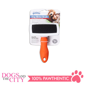 Pawise 11462 Dog Slicker Brush Medium 17*11cm - All Goodies for Your Pet