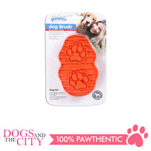 Load image into Gallery viewer, Pawise 11469 Dog Grooming Rubber Brush 13cm - All Goodies for Your Pet