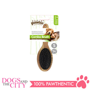 Pawise 11481 Pet Grooming Combo Brush Small - All Goodies for Your Pet