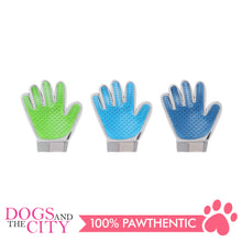 Load image into Gallery viewer, Pawise 11492 Pet Grooming and Bathing Gloves for Dogs and Cats