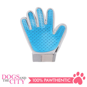 Pawise 11492 Pet Grooming and Bathing Gloves for Dogs and Cats