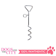Load image into Gallery viewer, Pawise 11501 Pet Spiral Stake - All Goodies for Your Pet