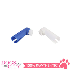 Pawise 11552 Finger Toothbrush 2 pieces