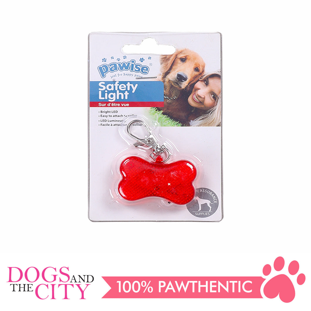 Pawise 11573 Pet Safety Blinker Light 4.5x3cm - All Goodies for Your Pet