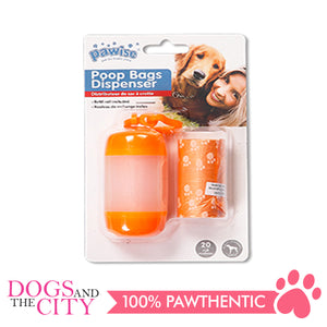 Pawise 11592 Dog Poop Bag Dispenser - All Goodies for Your Pet