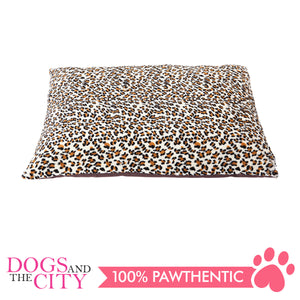 Pawise 12368 Deluxe Rectangular Dog Bed 68.5x91.5x13cm - All Goodies for Your Pet