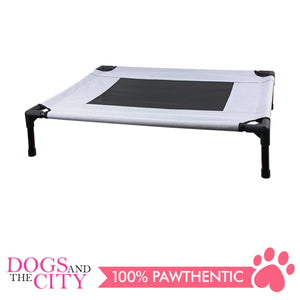 Pawise 12372 Pet Cot Bed 76x62x18cm - All Goodies for Your Pet
