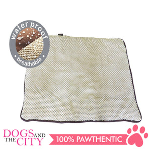 Pawise 12382 Teflon Water Proof Dog Mat Small 70x43cm - All Goodies for Your Pet