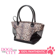 Load image into Gallery viewer, Pawise 12492 Pet Leopard Print Tote Bag