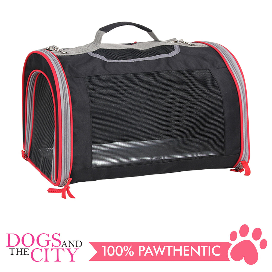 Pawise 12504 Pet Carrier Large 48x31x35cm - All Goodies for Your Pet
