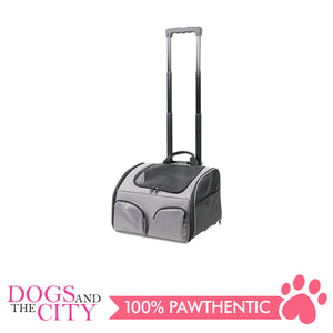 Pawise 12507 Pet Trolley Bag 39x29x33cm - All Goodies for Your Pet