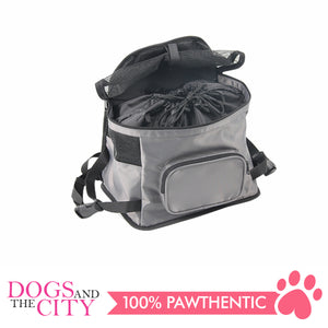 Pawise 12509 Pet Backpack 30x20x38cm - All Goodies for Your Pet