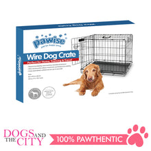 Load image into Gallery viewer, Pawise 12532 Pet Classic Wire Crate Black Size 2 - All Goodies for Your Pet