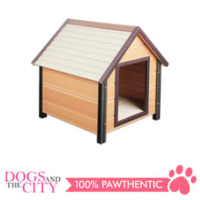 Load image into Gallery viewer, Pawise 12561 WPC Dog House - All Goodies for Your Pet