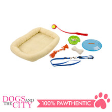 Load image into Gallery viewer, Pawise 12591 Dog Gift Box 8in1 34x19x42cm - All Goodies for Your Pet