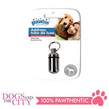 Load image into Gallery viewer, Pawise 13001 Pet Address tube 12x8x2cm - All Goodies for Your Pet