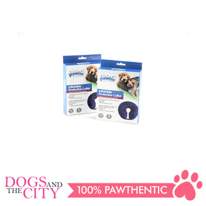 Pawise 13007 Pet Inflatable Protective Collar Medium - All Goodies for Your Pet