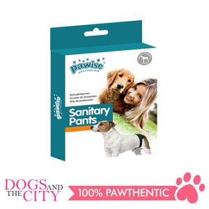 Pawise 13032 Dog Sanitary Pants Size 2 - All Goodies for Your Pet