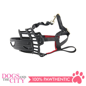 Pawise 13072 Dog Muzzle Small - All Goodies for Your Pet