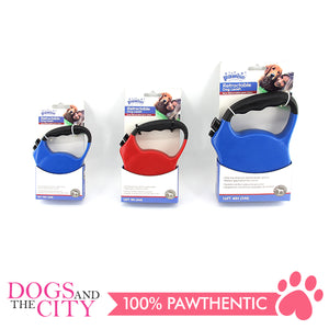 Pawise 13104 Retractable Dog Leash Large 5Meters - All Goodies for Your Pet
