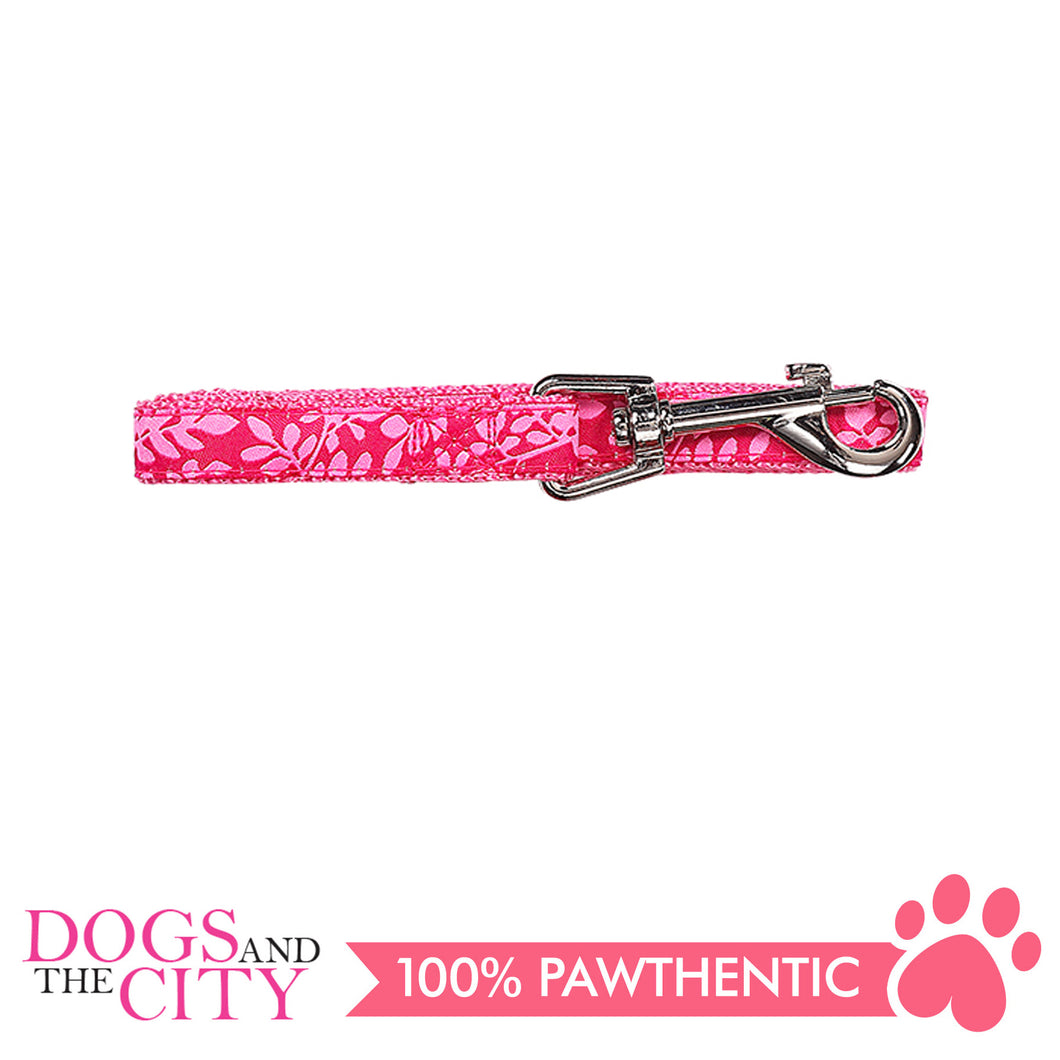 Pawise 13236 Dog Leash-Rose Small (1.2M/15MM) - All Goodies for Your Pet