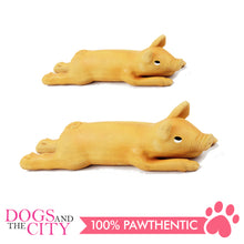 Load image into Gallery viewer, Pawise 14035 Dog Toy Latex Pig Small 20x5.5x6cm