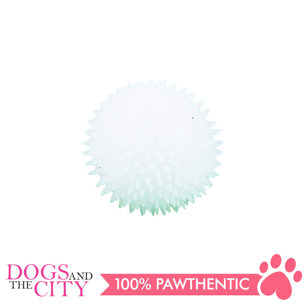 Pawise 14117 Dog Toy Glowing ball 9cm - All Goodies for Your Pet