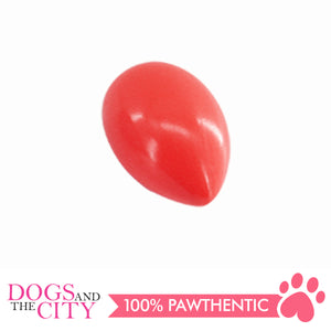 Pawise 14133 Dog Toy Funny Egg Large 15.9cmx15.9cmx25.4cm - All Goodies for Your Pet
