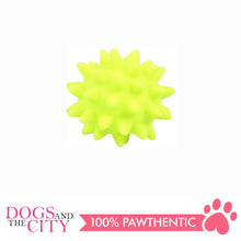 Load image into Gallery viewer, Pawise 14161 Dog Toy Vinyl spiny ball 6cm - All Goodies for Your Pet