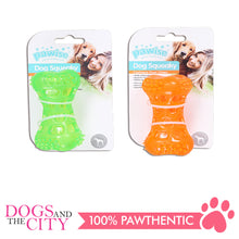 Load image into Gallery viewer, Pawise 14508 Dog Toy Squeaky Bone 10.5cm - All Goodies for Your Pet
