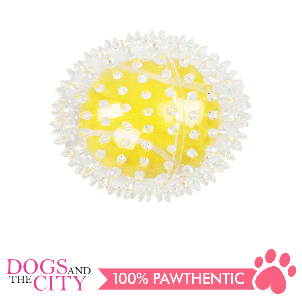 Pawise 14518 Dog Toy Sport Bouncing Ball 8.5cm-Tennisball - All Goodies for Your Pet