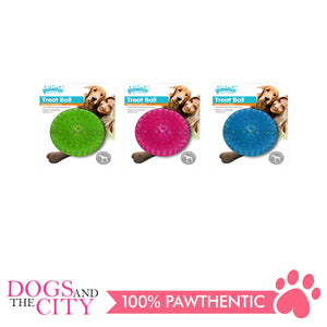 Pawise 14532 Dog Toy Ball Dispenser 8cm - All Goodies for Your Pet