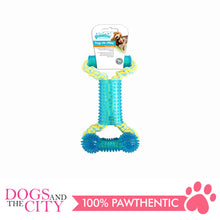 Load image into Gallery viewer, Pawise 14539 Dog Toy Tug-O-Play-Bone - All Goodies for Your Pet
