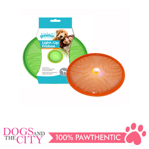 Pawise 14553 Dog Toy Flash Frisbee 20cm - All Goodies for Your Pet