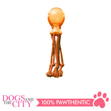 Load image into Gallery viewer, Pawise 14567 Dog Toy TPR Octupus Large - All Goodies for Your Pet