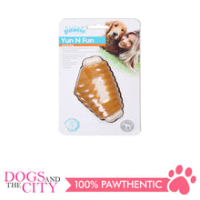 Load image into Gallery viewer, Pawise 14581 Dog Toy Yum N Fun Chicken Wing - All Goodies for Your Pet