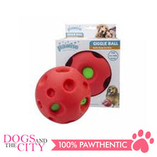 Load image into Gallery viewer, Pawise 14588 Dog Toy Shake Me-Giggle Ball