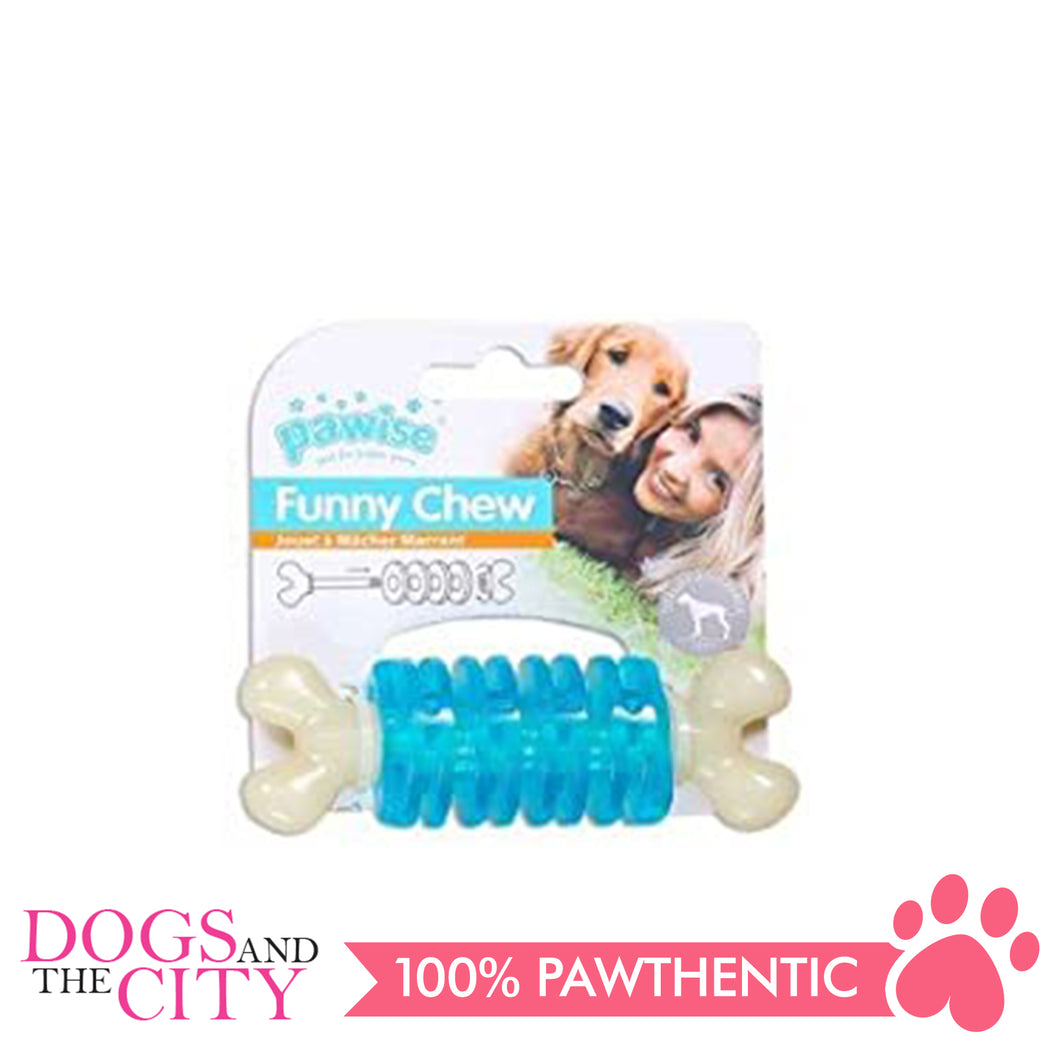 Pawise 14607 Dog Toy Funny Chew Ring Small - All Goodies for Your Pet