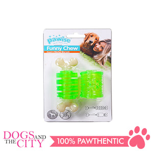 Pawise 14619 Funy Chew 2 in 1 Large 15cm - All Goodies for Your Pet