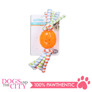 Pawise 14622 Dog Toy Toss Tugger Football Small 28cm - All Goodies for Your Pet