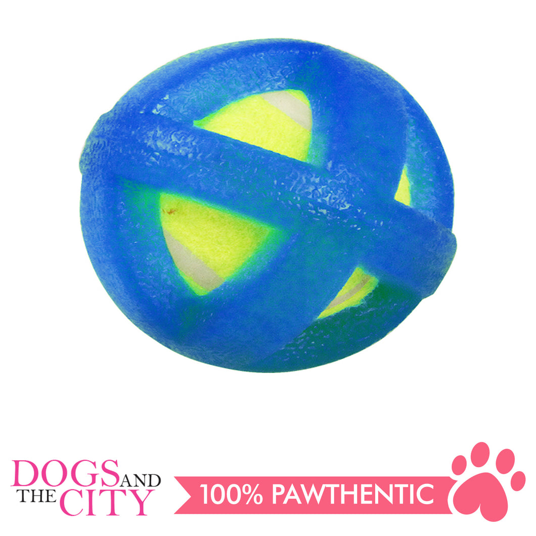 Pawise 14627 Dog Toy Hollow Ball 8.5cm