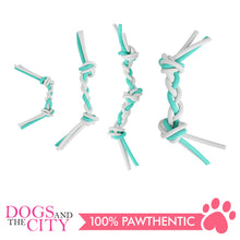 Load image into Gallery viewer, Pawise 14632 Dental rope Medium 30cm - All Goodies for Your Pet