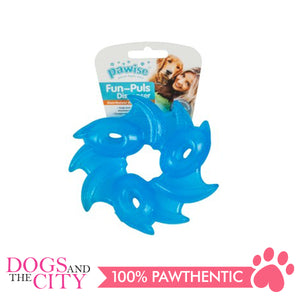 Pawise 14683 Flywheel Treat Dispenser  Large 22cm Dog Toy - All Goodies for Your Pet