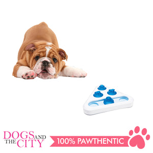 Pawise 14811 Smart toy- Traingle Dog Toy 30x25x10cm
