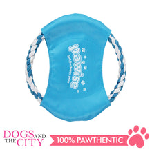 Load image into Gallery viewer, Pawise 14862 Dog Toy Braided Frisbee 20cm