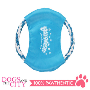 Pawise 14862 Dog Toy Braided Frisbee 20cm