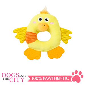 Pawise 15061 Vivid Life Hollow Chick Plush Pet Toy - All Goodies for Your Pet